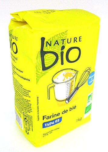 Mehl Weizenmehl Farine de blé T65 aus Frankreich 1 Kg