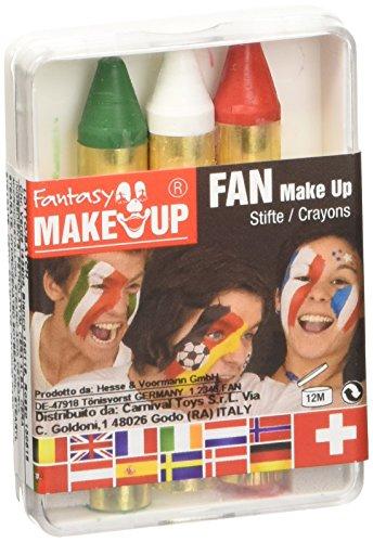 Carnival 07007 – 3 Crayons Italie en blister