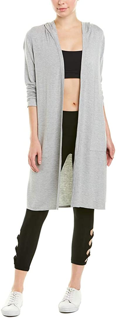 Marc New York Performance Women's Hooded Duster with Pockets
