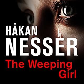 The Weeping Girl cover art