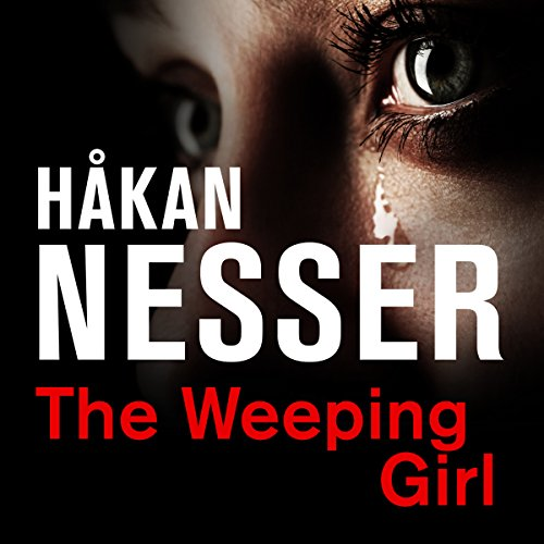 The Weeping Girl audiobook cover art
