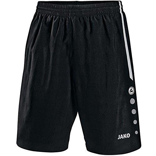 JAKO Pantalon Sport Football Florence XXS Noir/Blanc