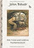 Das Trolle und Goblins Postkartenbuch: Fantasy, Fee, Märchen, Saga, Sage, nordisch, Elfen, verzaubert, Zauber, Meerjungfrau, Einhorn, riese, Prinz, ... Erwachsene, Geschenkbuch, Geschenk