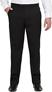Bracks Men's Black Trouser