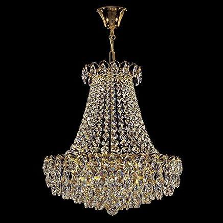 Amazon.es: lamparas de swarovski: Iluminación