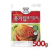 【冷蔵便】宗家 キムチ 3種 セット (500g x 3袋) 白菜キムチ 1袋 + ヨルムキムチ 1袋 + チョンガクキムチ 1袋 韓国 食品 食材 料理