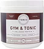 Ideal Choice: TONIC: Gym & Tonic Collagen Powder & Alternative to Whey Protein Powder, Paleo Review.