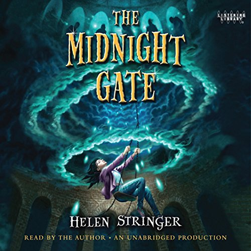 The Midnight Gate audiobook cover art