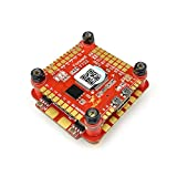 HGLRC Zeus F760 3-6S M3 Flight Stack F722 Flight Controller FC with 60A Blhei32 4in1 ESC for FPV RC Quadcopter Multicopter
