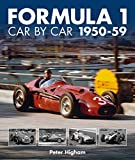 Formula 1: Car by Car 1950-59: 1950-59 (Formula 1 CBC)