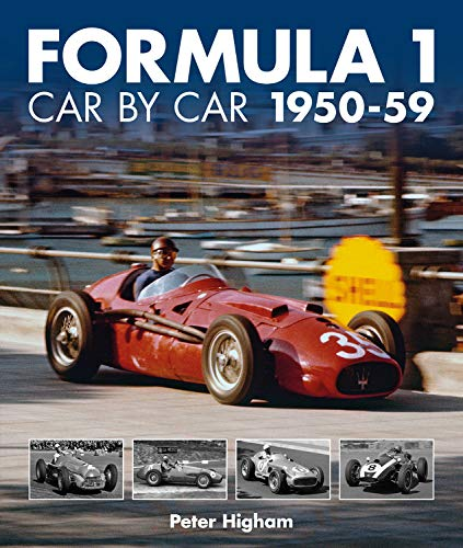Formula 1: Car by Car 1950-59 (Formula 1 Cbc)
