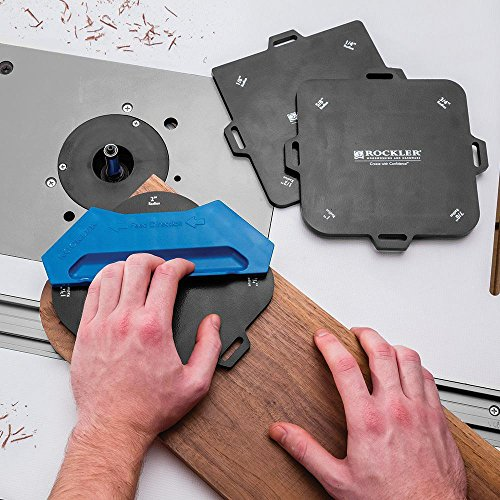 Rockler Corner Radius Routing Templates