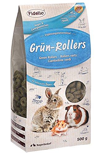 fidelio groen-rollers, pak van 5 (5 x 500 g)