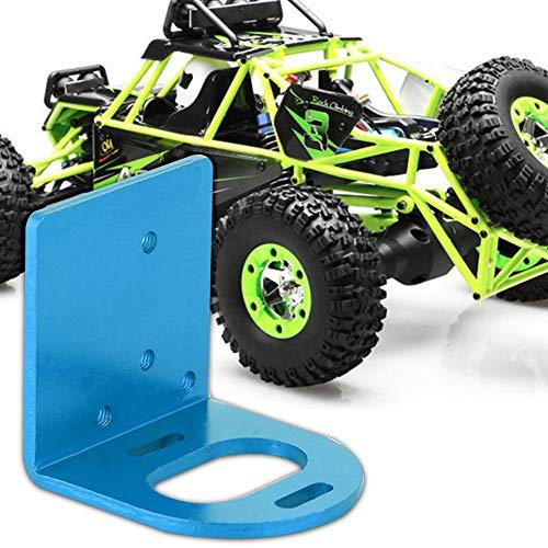 Dilwe RC-Motorsockel, Metall-Motorhalterung Sitzsockel für 540 3660 3650 Motoren RC-Zubehör( Blau)