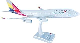 HOGAN 1/200 B747-400 アシアナ航空 新塗装 完成品