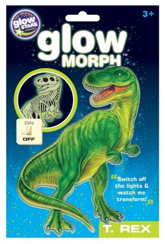 Le Glow Original Stars Société Morph Glow T rex