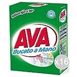 Ava Set 16 2 Mano Detersivo Ltrice E Bucato, Multicolore, Unica