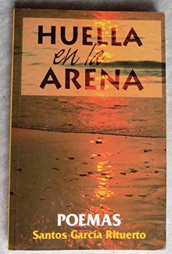 Huella en la arena. poemas
