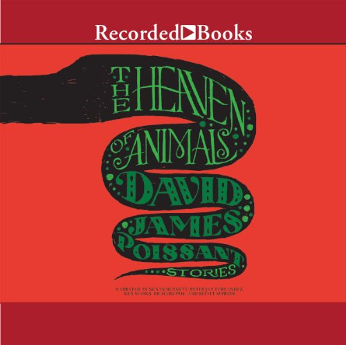 The Heaven of Animals audiobook cover art