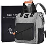 R for Rabbit Caramello Delight Diaper Bag Backpack -Multi-Function Waterproof Mother Bag