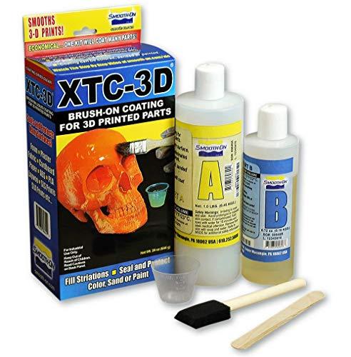 XTC-3D® Epoxidharz / Coating 3D-Druck Beschichtung, 181g