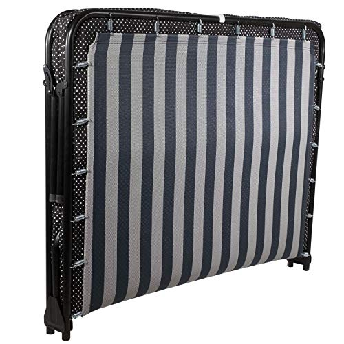SpaceMaster iBED Extra Wide Guest Bed, Large, Black