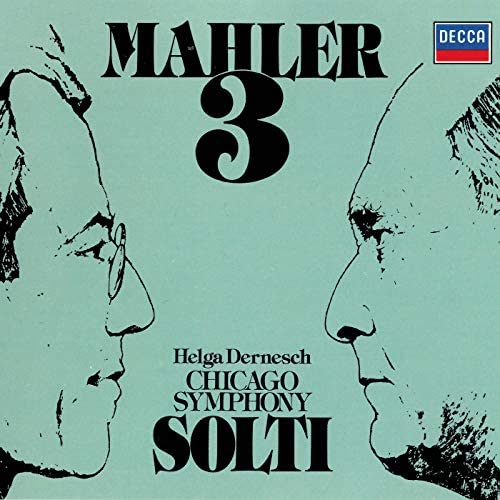 Sir Georg Solti, Helga Dernesch, Chicago Symphony Orchestra Women's Chorus, Glen Ellyn Children's Chorus & Chicago Symphony Orchestra