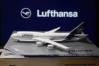 Phoenix Lufthansa B747-400 D-ABVM ルフトハンザ・ドイツ航空 新塗装 1/400