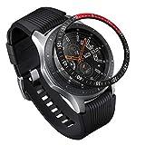 Ringke Bezel Styling per Galaxy Watch [46mm] / Galaxy Gear S3 Frontier & Classic Bezel Ring Copertina AntiGraffio Protezione - [Aluminum] GW-46-09
