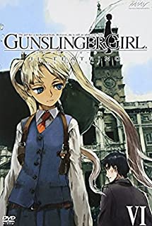 GUNSLINGER GIRL -IL TEATRINO- Vol.6【初回限定版】 [DVD]