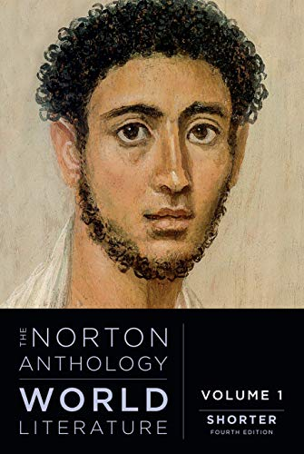 The Norton Anthology Of World Literature Shorter Fourth Edition Vol 1 Kindle Edition By Puchner Martin Reference Kindle Ebooks Amazon Com
