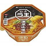 ラ王 濃厚味噌 118g ×12食