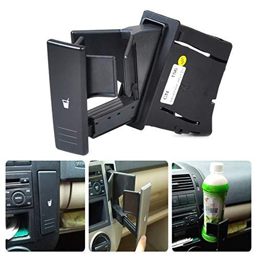 DULALA Portavasos Drink Dashboard Portavasos para Polo 9N 2001-2010 6Q0 858 602E