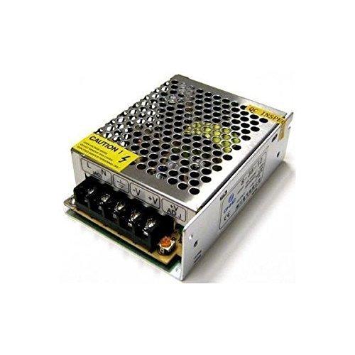 TEMPO DI SALDI Trasformatore 5 Ampere 12 Volt Per Striscia Led Stabilizzato 220V 60W