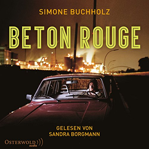 Beton Rouge audiobook cover art