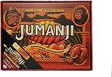 Spin Master- JUMANJI-Deluxe in Legno Il Classico Gioco Vintage Anni '90, 6045571