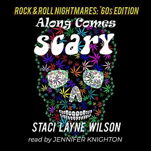 Along Comes Scary Audiobook By Staci Layne Wilson, Jeff Strand, Marco Mannone, Renee Mallett, Darren Gordon Smith, Shane Bitterling cover art