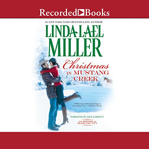 Christmas in Mustang Creek audiobook cover art