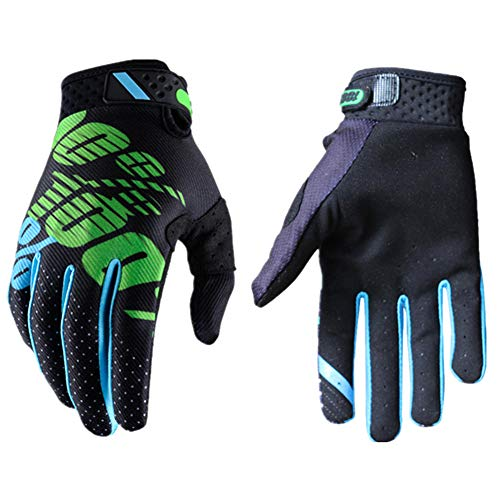 Training Handschuhe Herren Roller Handschuhe Herren Winterhandschuhe Herren Bikerhandschuhe für Männer Winter Motorradhandschuhe Herren Green,m