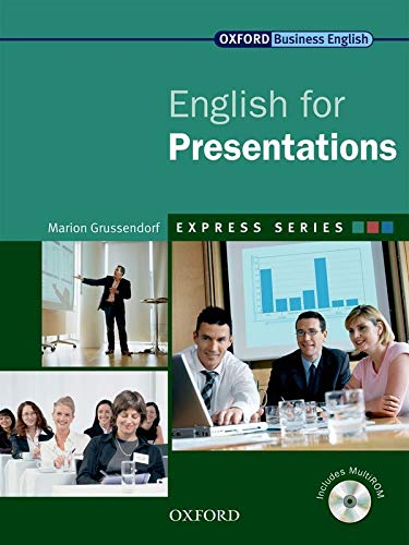 English for Presentations (Oxford Business English)の詳細を見る