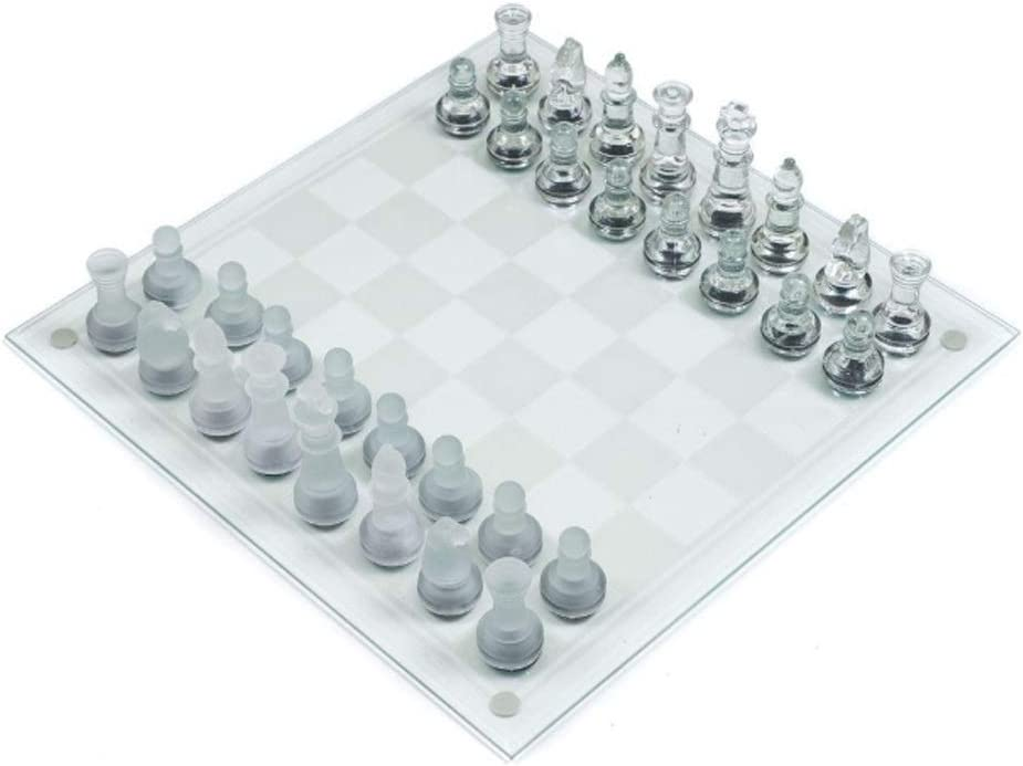 YHYH Chess Crystal Glass Cle Frosted Travel Chicago Mall Portable New Shipping Free Shipping