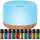 Best Aroma Aromatherapy Diffusers - Essential Oil Gift Set - Top 10 Essential Review