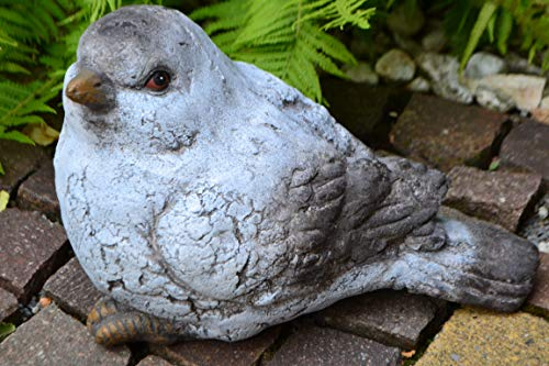Maison en France -hübsche große Figur Steinvogel, wetterfest
