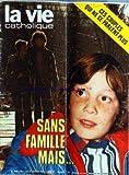 VIE CATHOLIQUE (LA) [No 1584] du 07/01/1976 - CES COUPLES QUI NE SE PARLENT PLUS - SANS FAMILLE MAIS - RIVES LE VIKING - CE JEUNE HOMME AUX ALLURES BIEN TRANQUILLES VIENT DE FETER SES 23 ANS FUTUR HUISSIER SANS DOUTE MAIS EN ATTENDANT QUAND LE GRAND BLOND ENFILE SES CHAUSSURES NOIRES A CRAMPONS C+¡EST LE RUGBY QUI PARLE - UNE COLLECTION DE QUELQUES FRACTURES