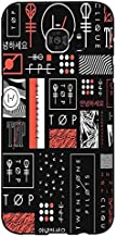 Vicky.Zheng Classic Twenty One Pilots Phone Case Cover for Samsung Galaxy S7 Edge