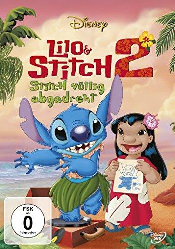2 - Stitch völlig abgedreht
