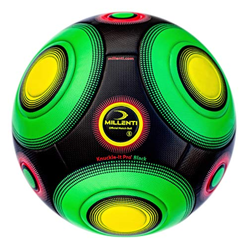 Knuckle-It Pro soccer ball review