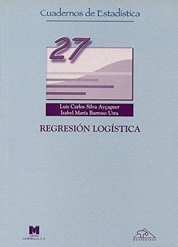 Regresión logística (Cuadernos de estadística)