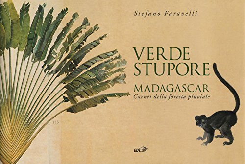 Verde stupore. Madagascar. Carnet della foresta pluviale. Ediz. a colori: 1