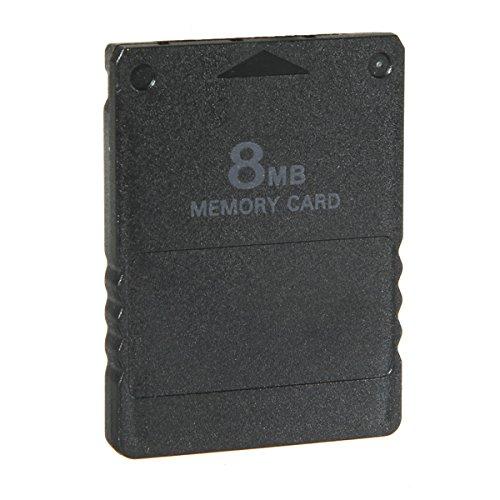 Scheda Di Memoria 8 Mb Per Playstation 2 Ps2